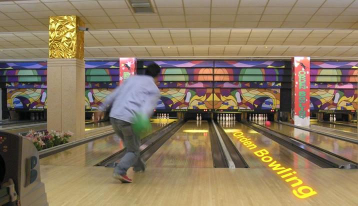 Orden Bowling + Anadolu Restaurant