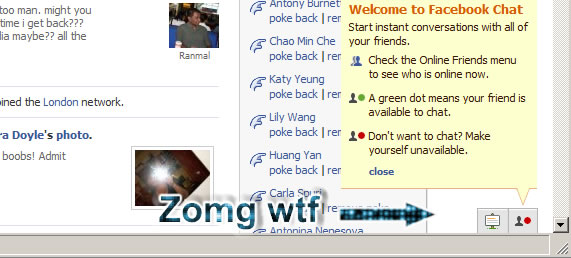 Goodnight MSN, Farewell Gmail…Facebook chat is here (finally)
