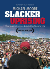 Watch Michael Moore's new film Slacker Uprising for free in the UK