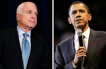 How to watch the complete Obama v McCain Presidential debate streaming in the UK