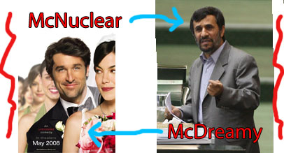 McDreamy and McNuke (梦幻先生和核武器先生)