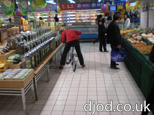 CHINA SUPERBIKES
