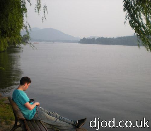 Hangzhou chilling...