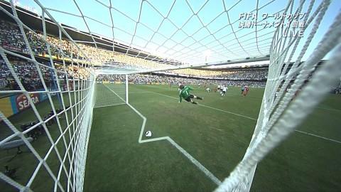 England v Germany Goal UPDATE