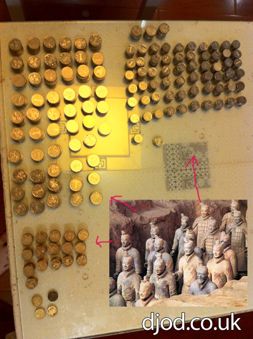 Terracotta Cash Money Warriors
