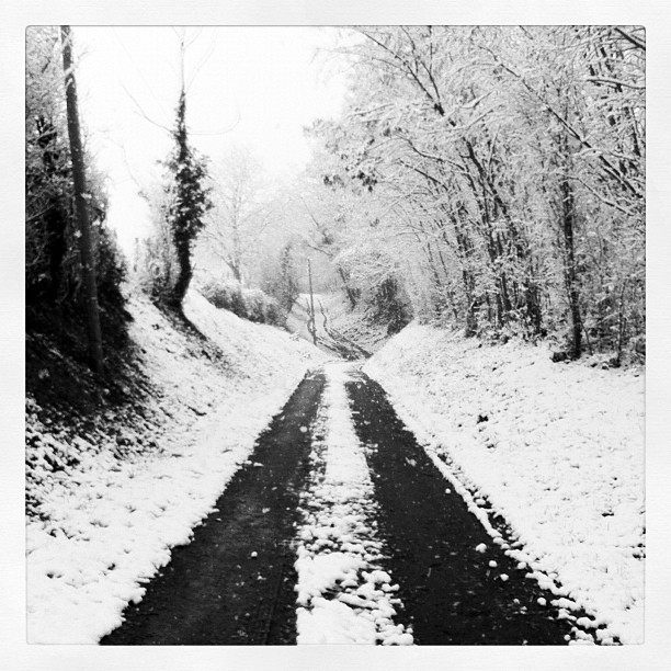 Snow snow snow! #instagram #france #snow