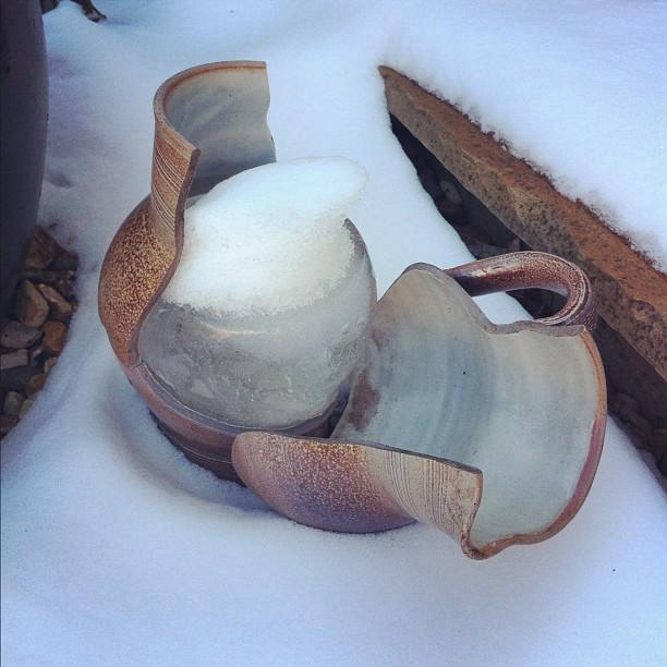 Winter > Pot #instagram #icebomb