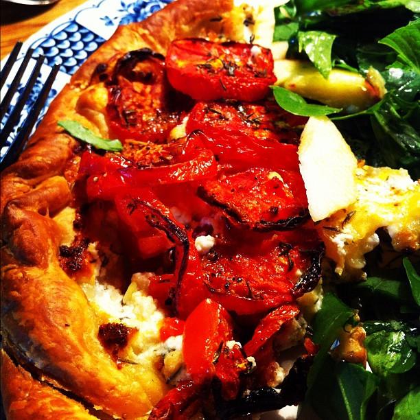 Photo - Tomato recipe #1