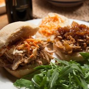 Photo – Too early for pulled pork?